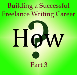 Find your how to a writing career