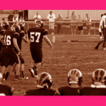 Quitting Football – or Leaving the Mud to the Pigskin
